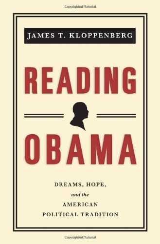 Reading Obama By James T. Kloppenberg