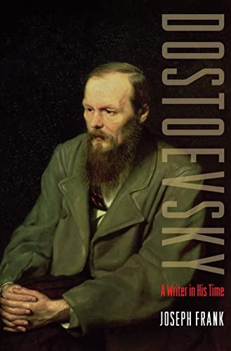 Dostoevsky von Joseph Frank