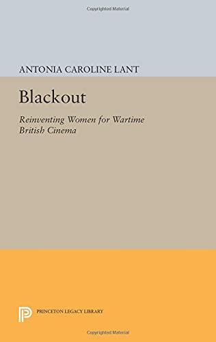 Blackout By Antonia Caroline Lant