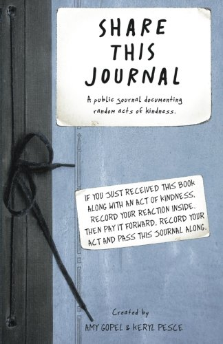 Share This Journal By Keryl Pesce