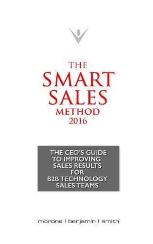 The Smart Sales Method 2016 By Joe Morone