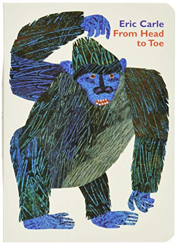 From Head to Toe von Eric Carle
