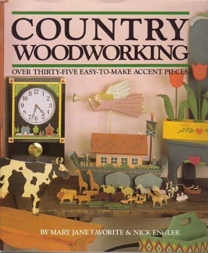 Country Woodworking By Mary Jane Favorite