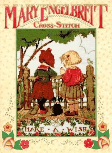 Mary Engelbreit Cross-stitch By Mary Engelbreit