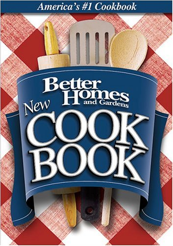 New Cook Book By Better Homes & Gardens