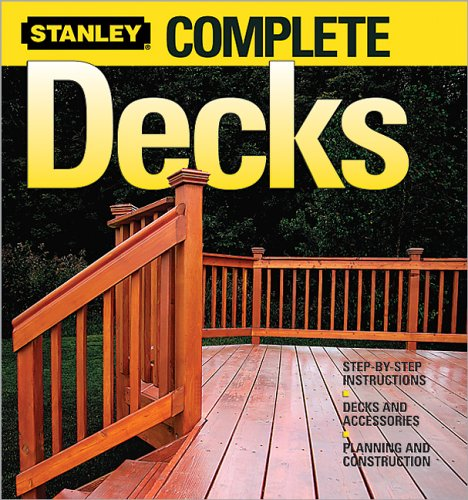 Complete Decks By Stanley Complete