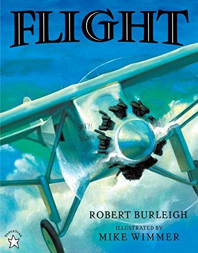 Flight By Robert Burleigh