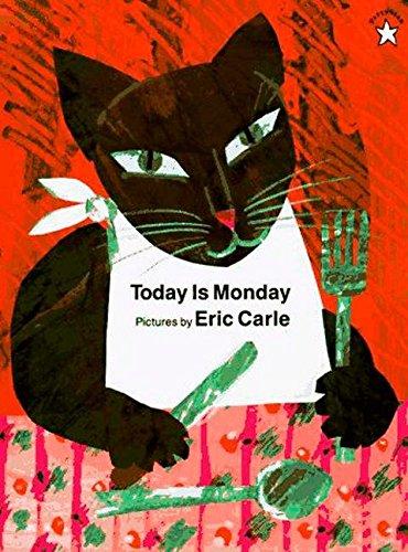 Today Is Monday von Eric Carle