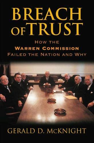 Breach of Trust By Gerald D. McKnight