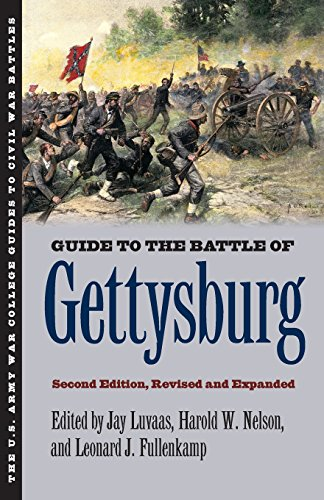 Guide to the Battle of Gettysburg By Jay Luvaas