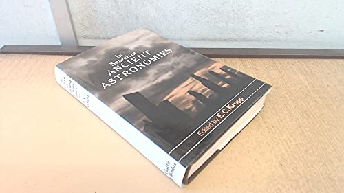In Search of Ancient Astronomies By Edited by E. C. Krupp
