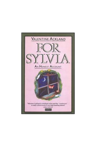 For Sylvia By Valentine Ackland