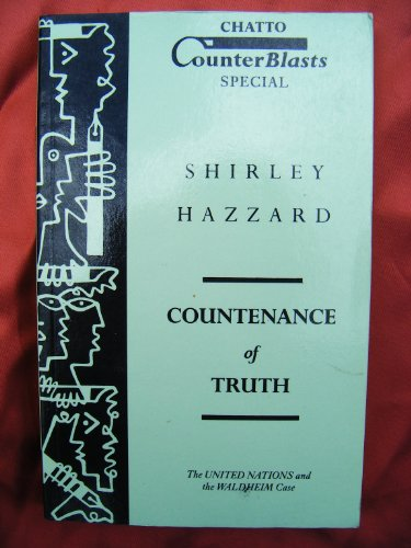 Countenance of Truth By Shirley Hazzard