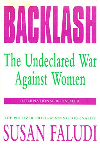 Backlash By Susan Faludi