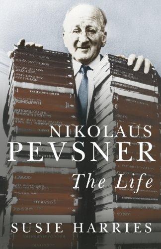 Nikolaus Pevsner By Susie Harries
