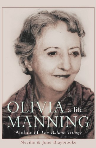 Olivia Manning By June Braybrooke