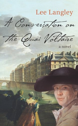 A Conversation on the Quai Voltaire By Lee Langley