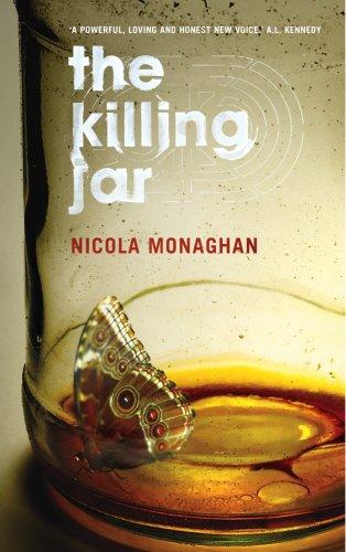 The Killing Jar By Nicola Monaghan