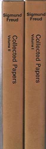 Collected Papers: v. 1 by Sigmund Freud