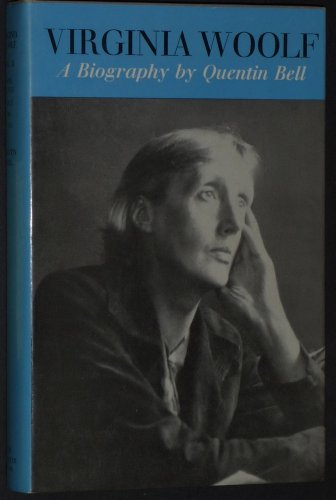 Virginia Woolf: Mrs Woolf, 1912-41 v. 2: A Biography By Quentin Bell