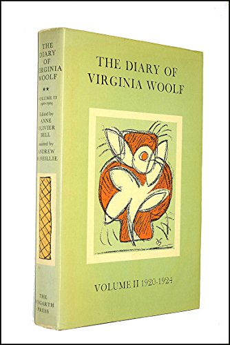 The Diary By Virginia Woolf