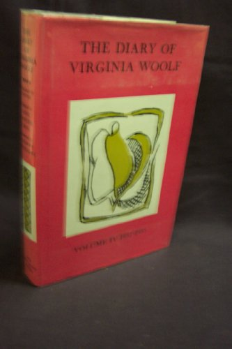 The Diary: v. 4: 1931-35 By Virginia Woolf