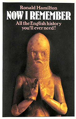 Now I Remember: All the English History you'll ever need!: Holiday History of Britain by Ronald Hamilton