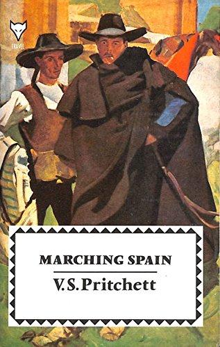 Marching Spain By V. S. Pritchett