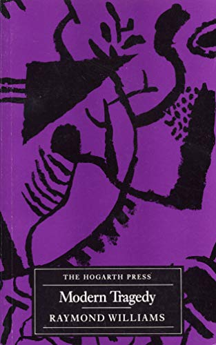Modern Tragedy By Raymond Williams