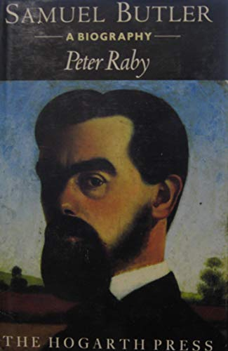 Samuel Butler By Peter Raby
