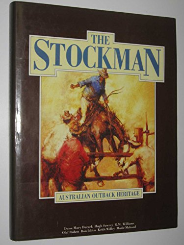 The Stockman By Hugh Sawrey