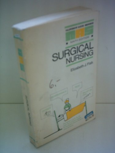 Surgical Nursing By Katharine F. Armstrong