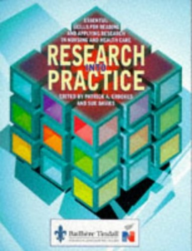 Research into Practice By Patrick Crookes