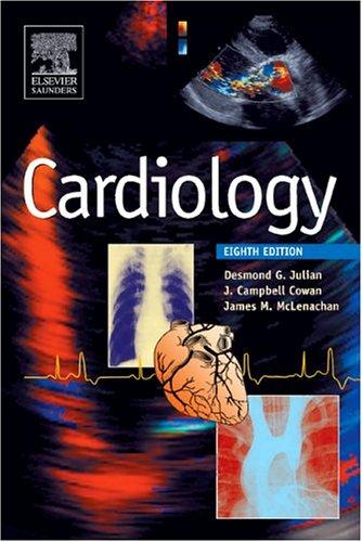 Cardiology by Desmond G. Julian