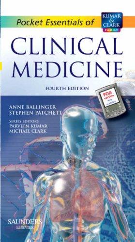 Pocket Essentials of Clinical Medicine By Anne B. Ballinger