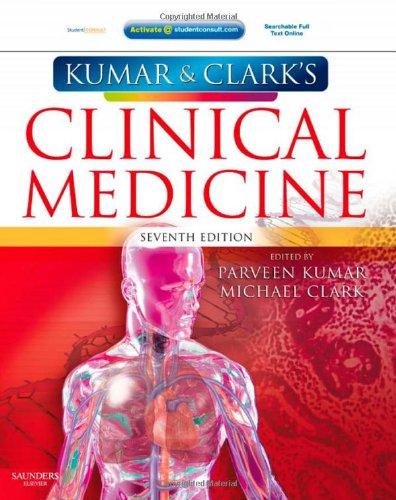 Kumar and Clark's Clinical Medicine (MRCP Study Guides) By Parveen Kumar