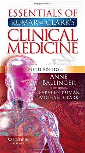 Essentials of Kumar and Clark's Clinical Medicine, 5e (Pocket Essentials) By Anne Ballinger