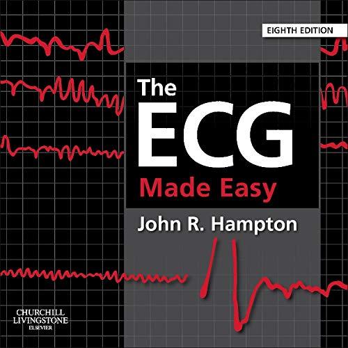 The ECG Made Easy, 8e By John Hampton