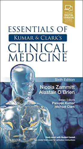 Essentials of Kumar and Clark's Clinical Medicine, 6e (Pocket Essentials) By Nicola Zammitt