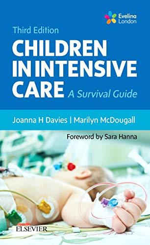 Children in Intensive Care By Joanna Davies