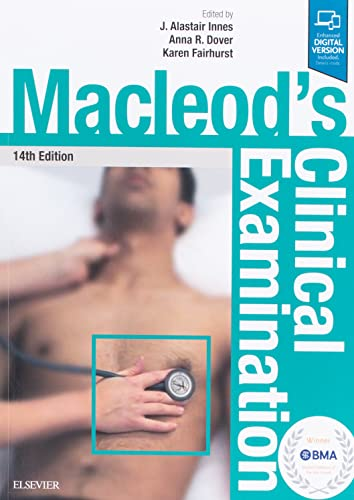 Macleod's Clinical Examination By Edited by J. Alastair Innes