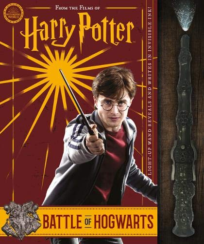 The Battle of Hogwarts and the Magic Used to Defend It (Harry Potter) By Scholastic