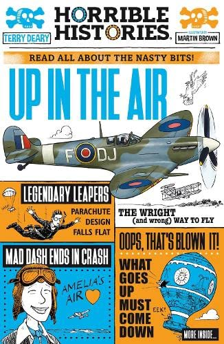Up in the Air By Terry Deary