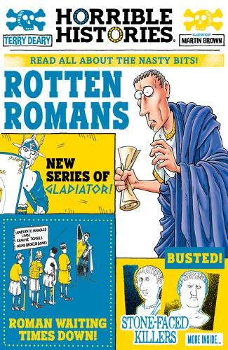 Rotten Romans von Terry Deary
