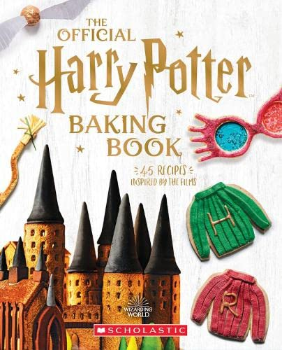 The Official Harry Potter Baking Book By Joanna Farrow
