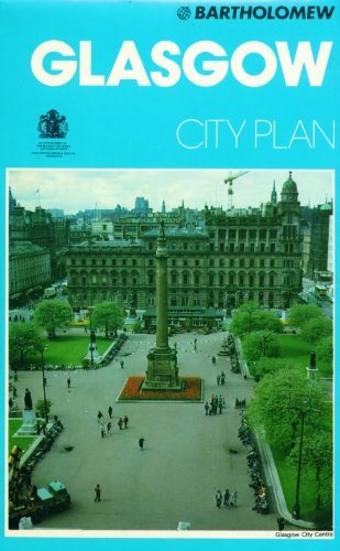 Glasgow City Plan - 1 By Trans-Clyde