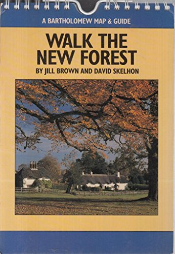 Walk the New Forest By Jill Brown