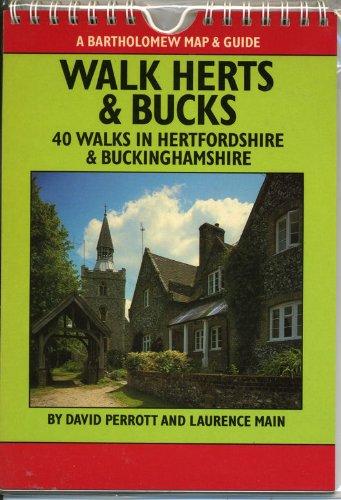 Walk Hertfordshire and Buckinghamshire by