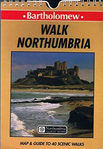 Walk Northumbria By Richard Hallewell