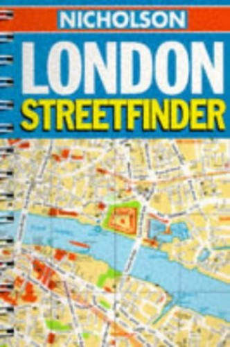 London Streetfinder By Mike Cottingham